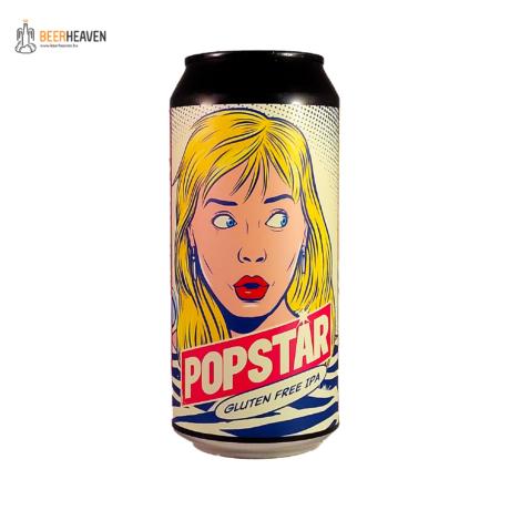 Popstar - Gluténmentes